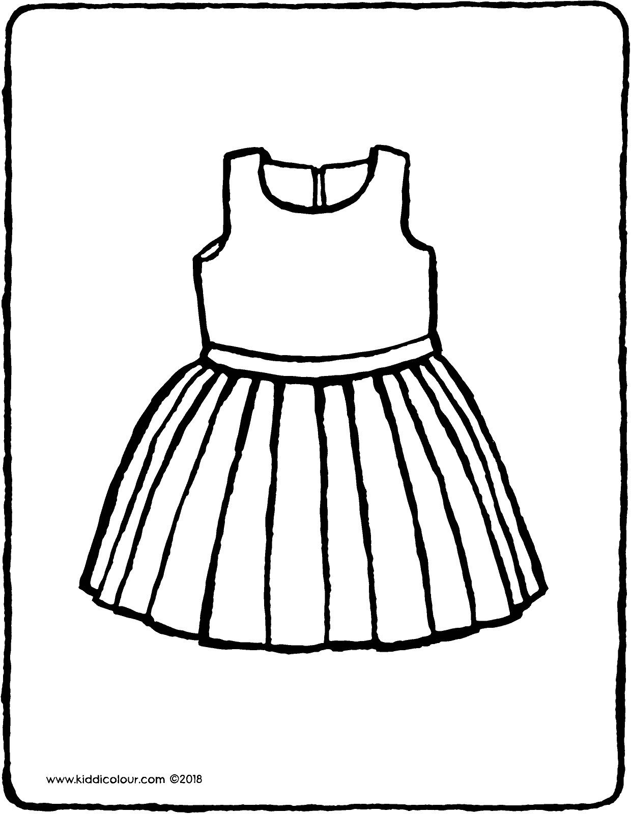 dress for coloring prom dress drawing at getdrawings free download for coloring dress