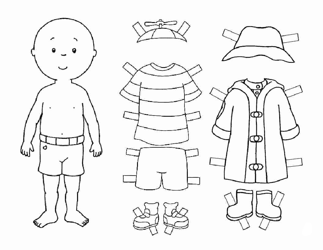 dress up paper doll paper doll template best coloring pages for kids paper doll dress up