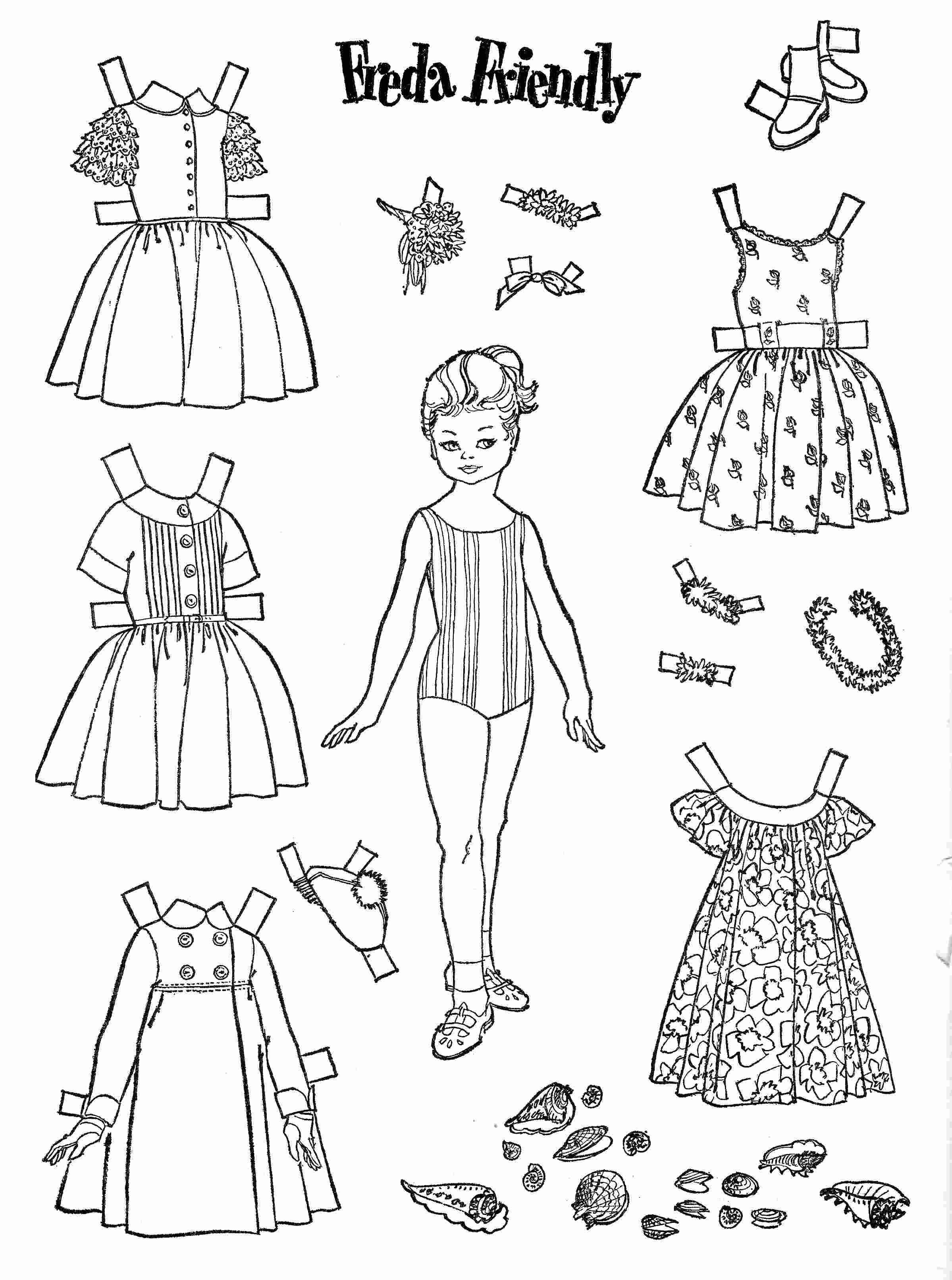 dress up paper dolls coloring pages paper doll dress up coloring pages new up paper dress dolls