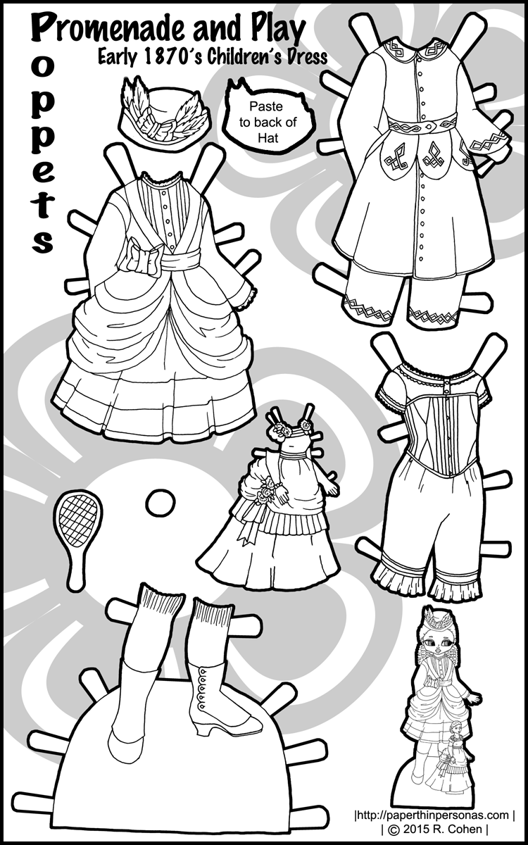 dress up paper dolls pixie puck archives page 6 of 10 paper thin personas paper up dolls dress