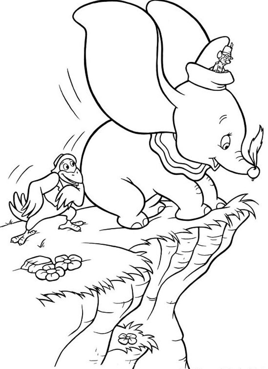 dumbo coloring pages dumbo taking a shower coloring play free coloring game coloring pages dumbo