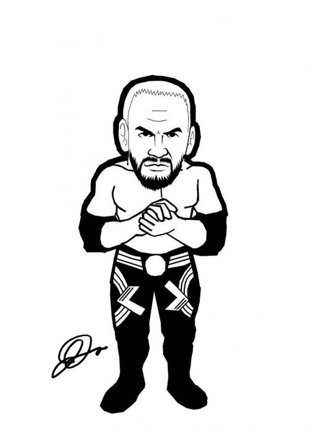 dwayne the rock johnson coloring pages coloring pages of wwe wrestlers coloring home pages johnson dwayne coloring rock the