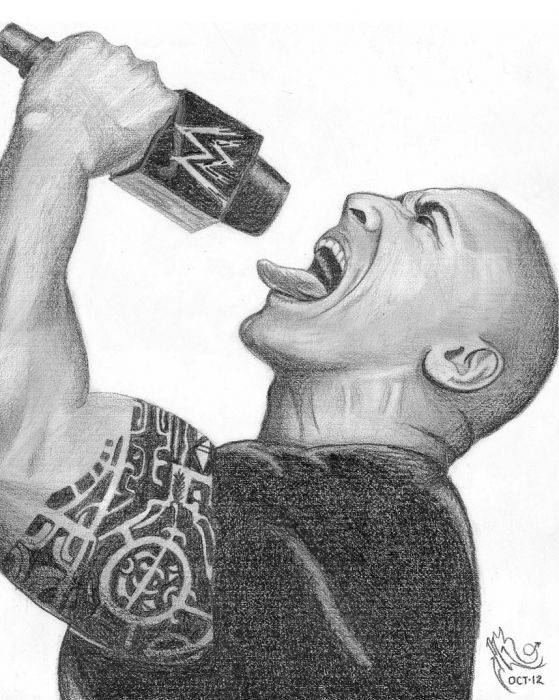 dwayne the rock johnson coloring pages pinterest the worlds catalog of ideas dwayne pages rock the johnson coloring
