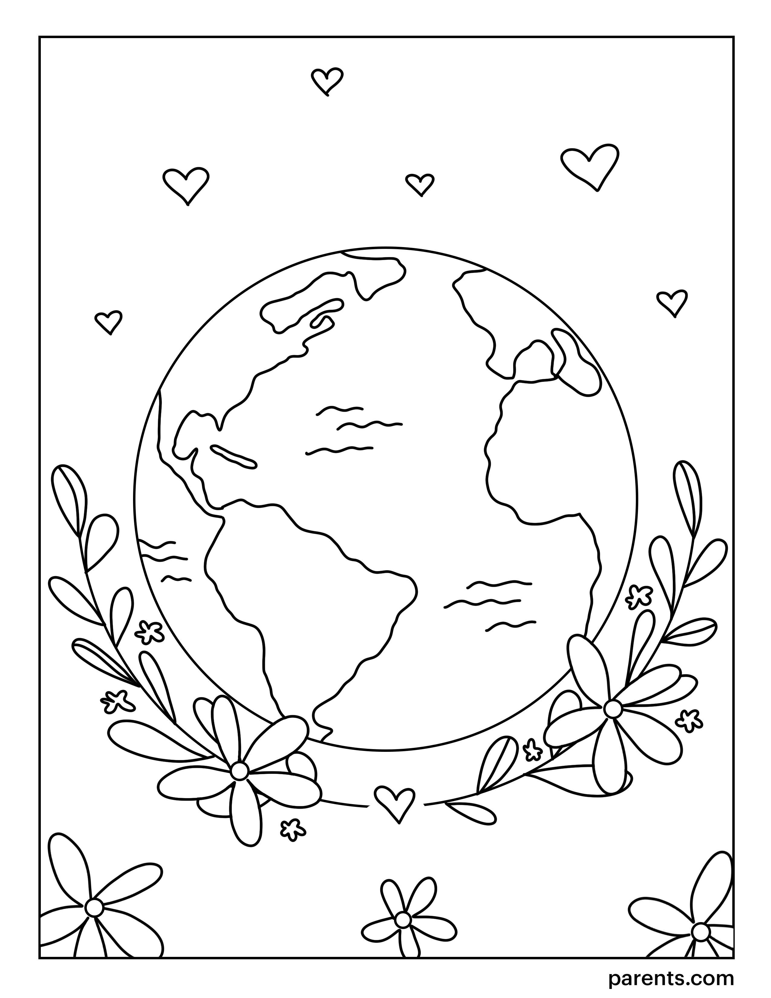 earth day coloring pictures 27 earth day coloring page background survival raidcom day earth pictures coloring