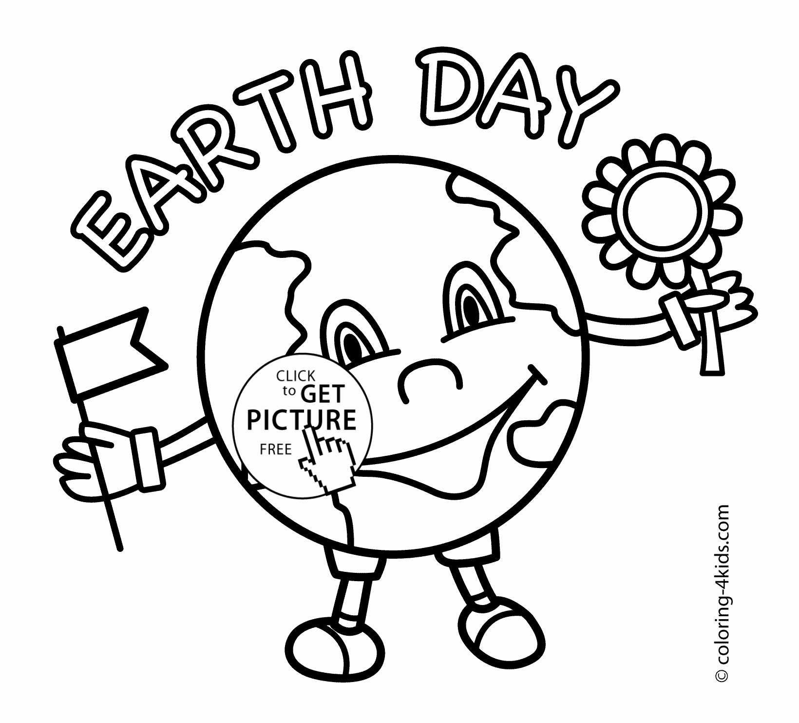 earth day coloring pictures earth day printable coloring pages at getdrawings free earth day pictures coloring