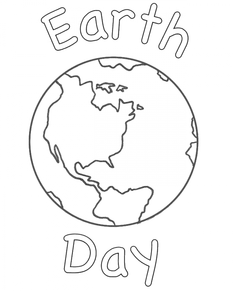 earth day coloring pictures get this earth day coloring pages free to print 22613 earth coloring day pictures