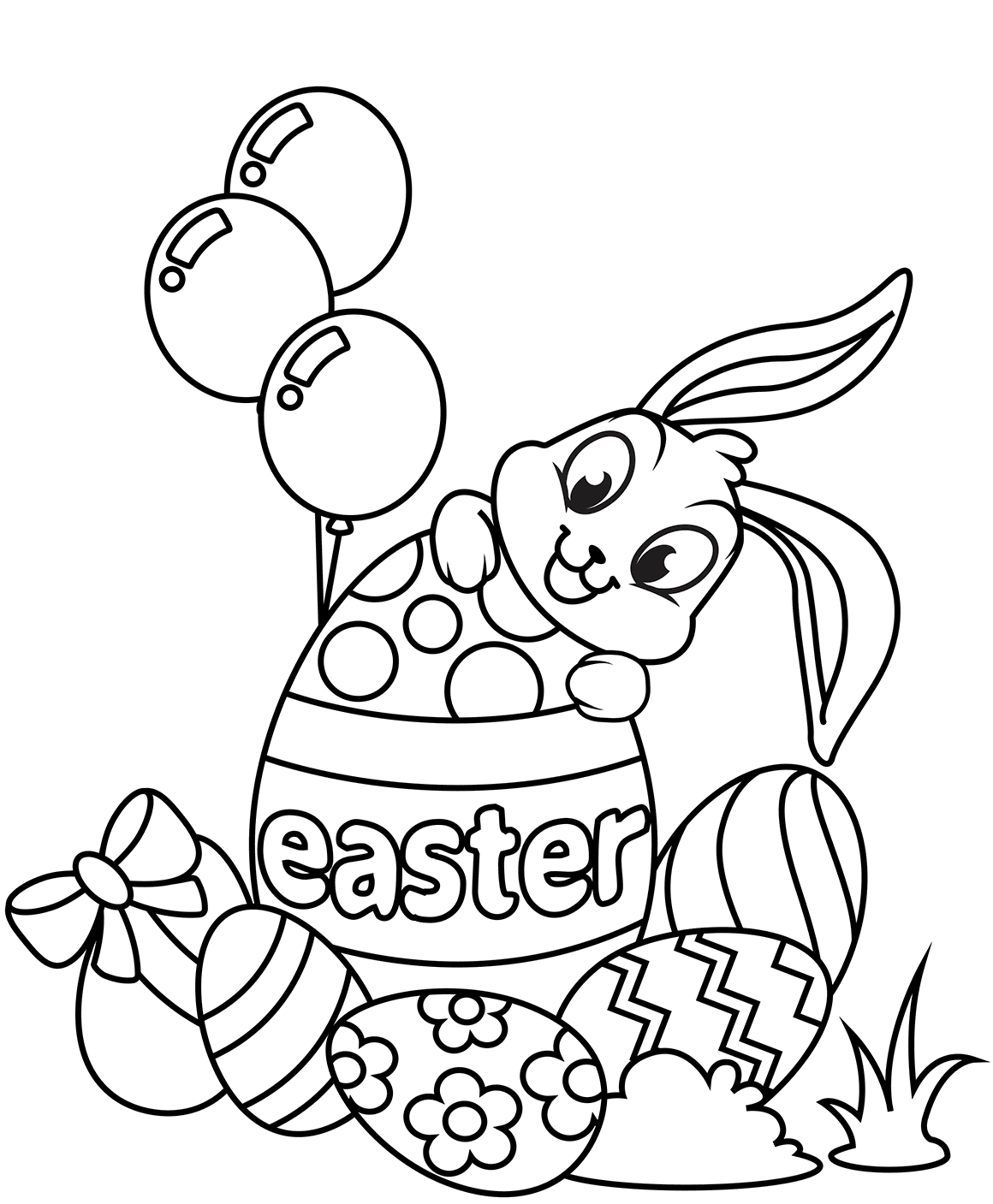 easter bunny coloring pictures 30 free easter bunny coloring pages printable easter bunny pictures coloring