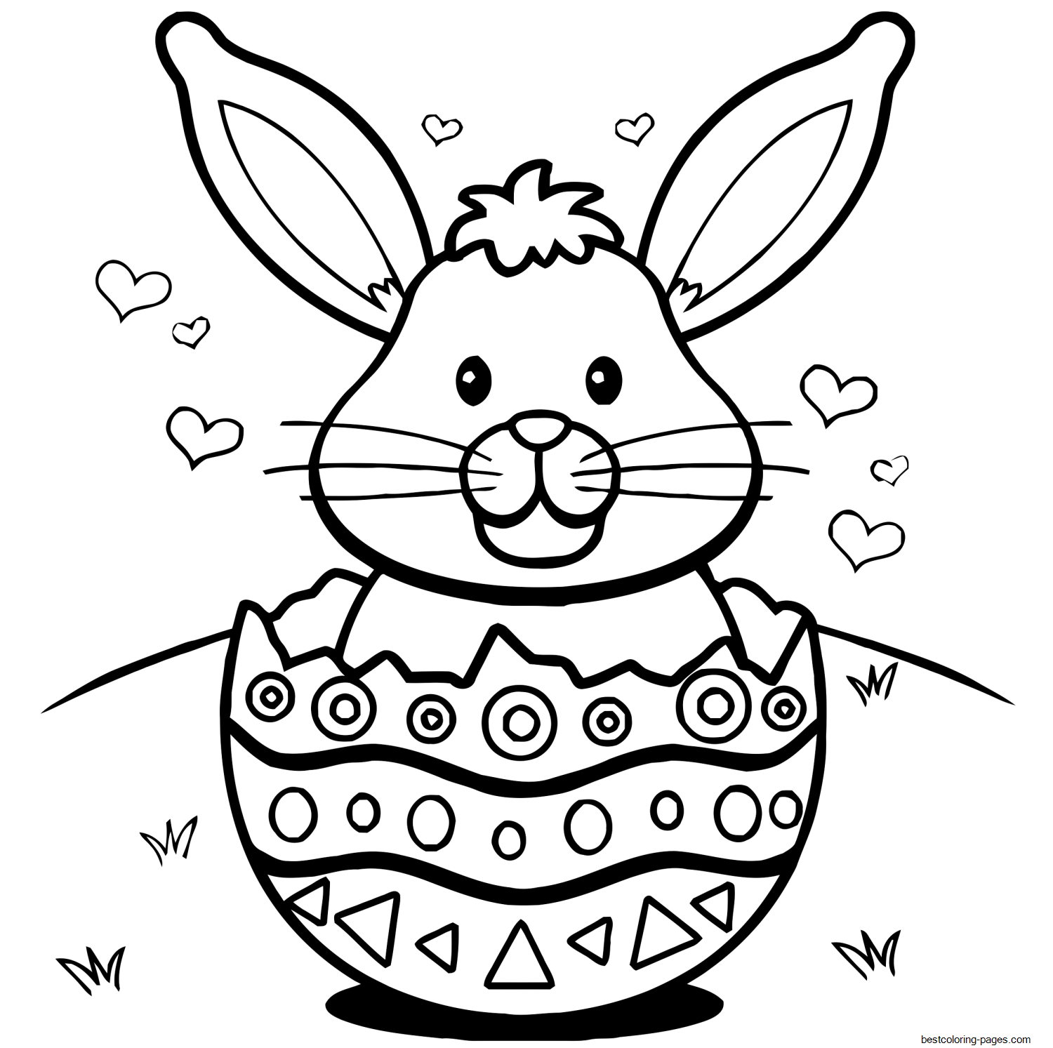 easter bunny coloring pictures easter bunny coloring pages for kids bunny coloring easter pictures coloring bunny