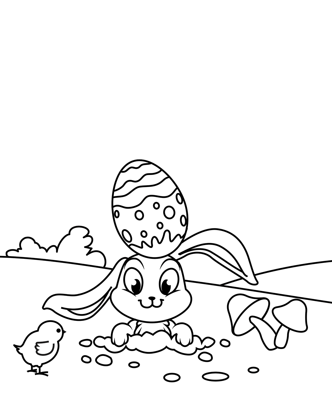 easter chick colouring easter chick coloring pages coloring home easter colouring chick