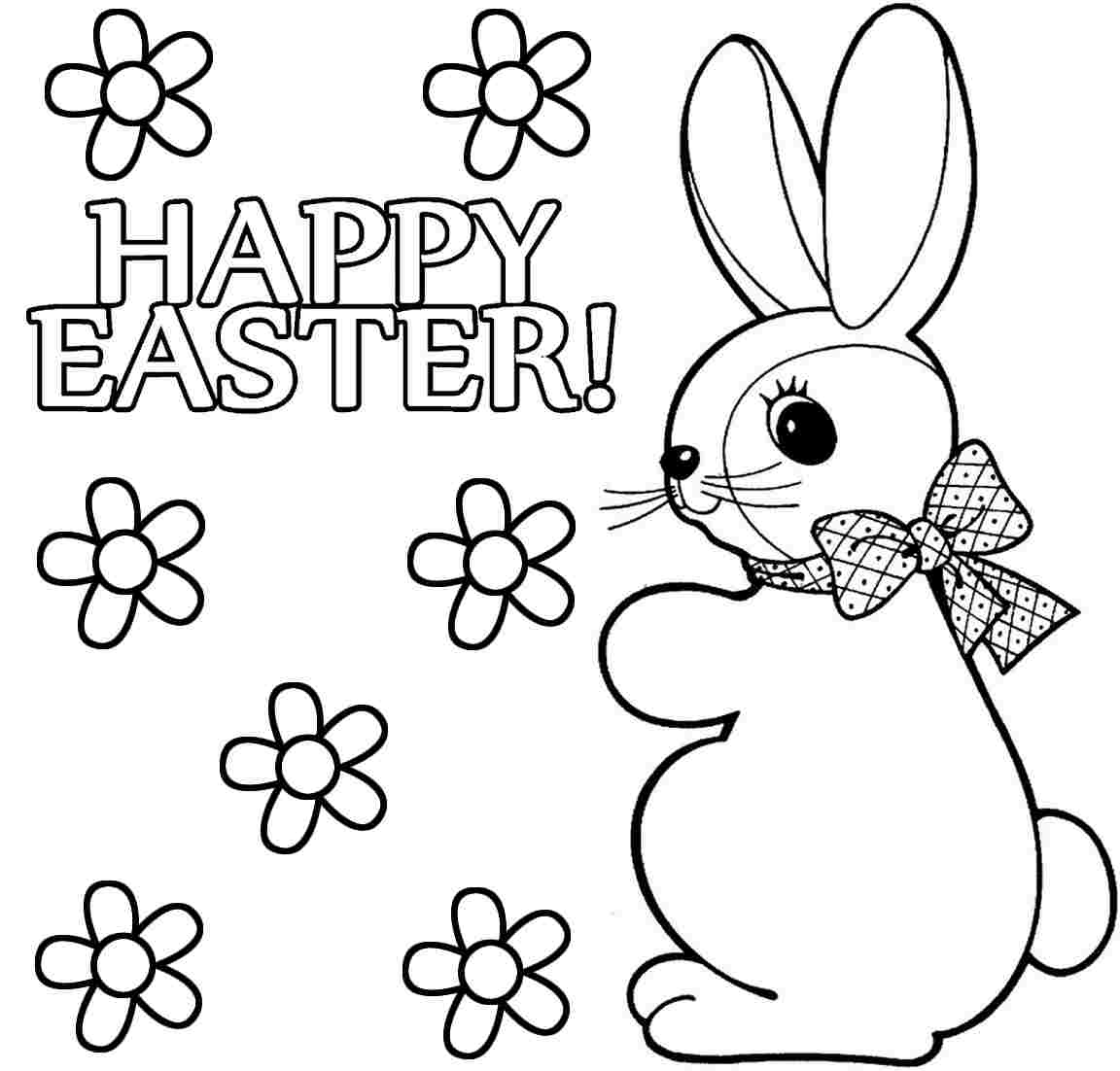 easter color pages 15 printable easter coloring pages holiday vault easter color pages
