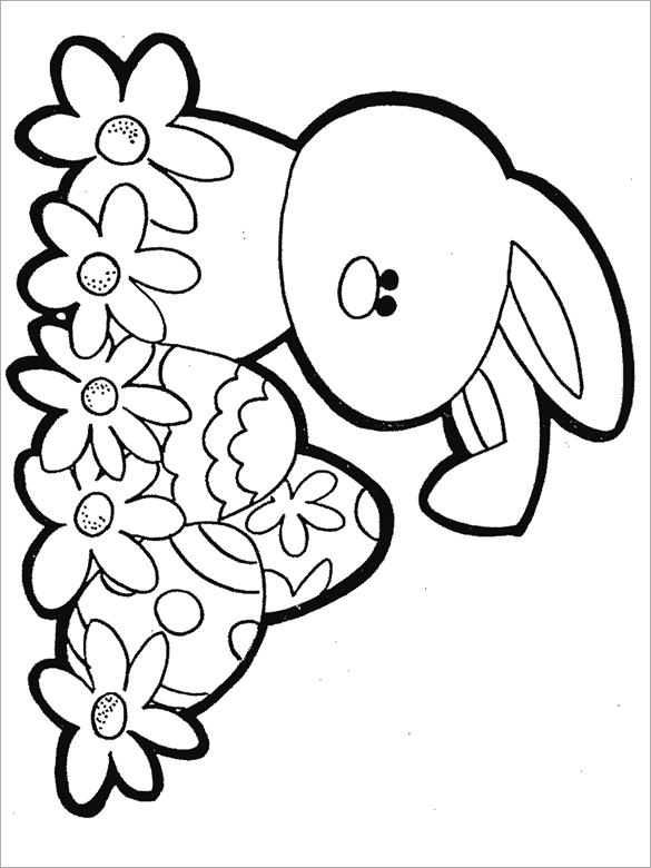 easter color pages easter coloring pages for kids pages color easter