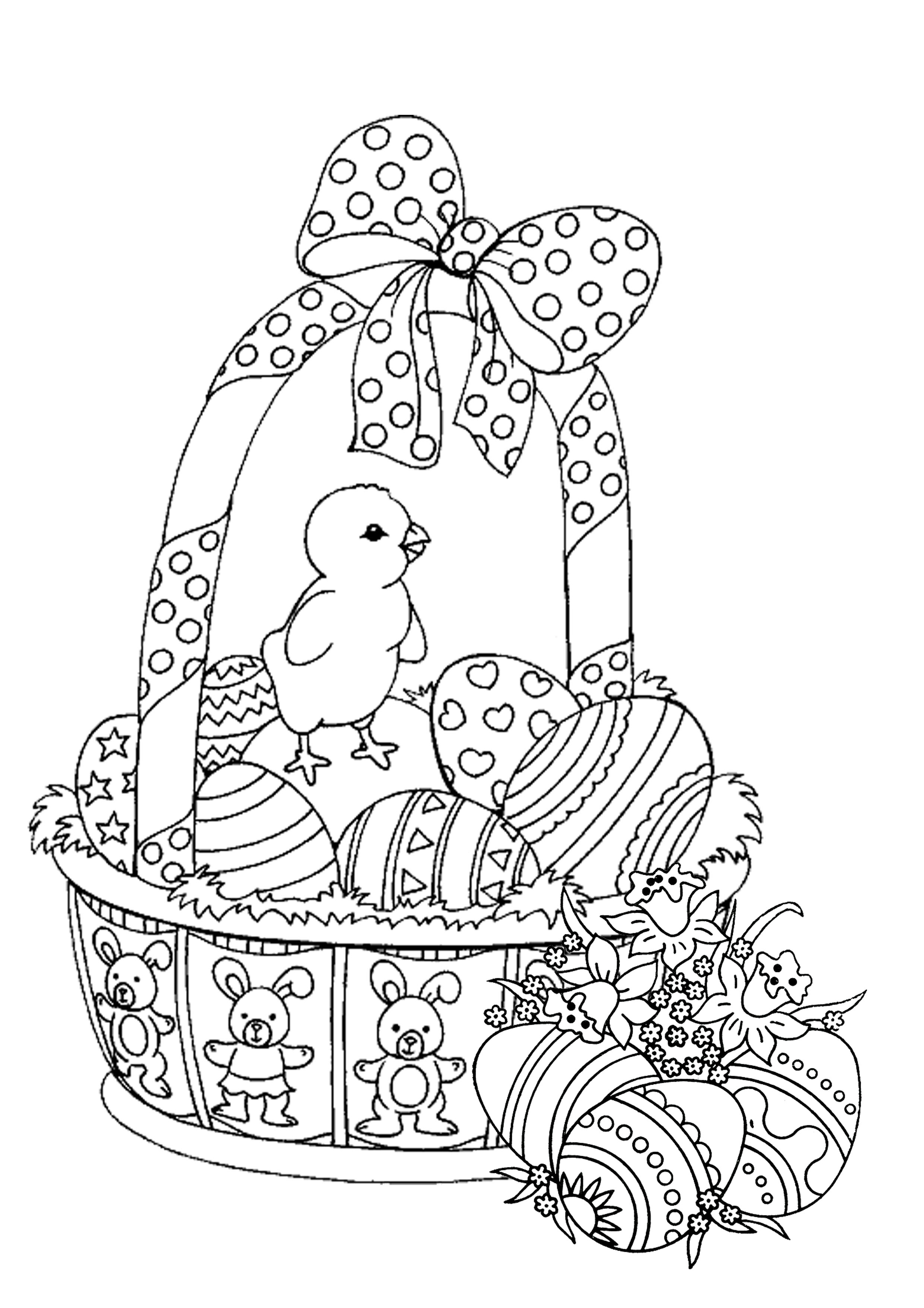 easter coloring pages printable easter coloring pages for adults best coloring pages for easter printable pages coloring