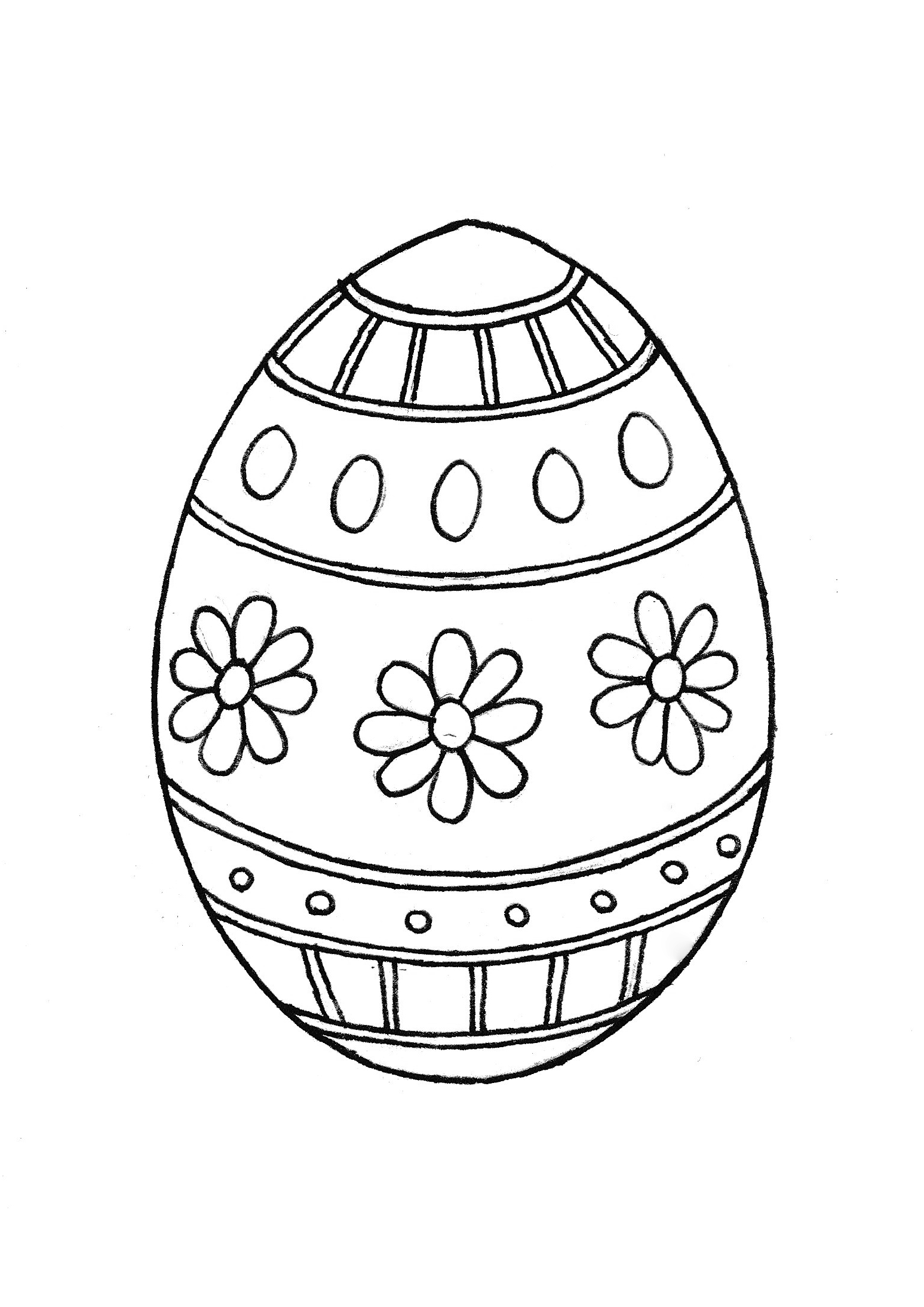 easter egg template happy easter egg coloring pages for kids easter template easter egg template