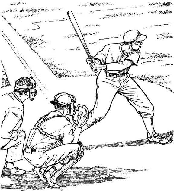 easy baseball coloring pages free printable baseball coloring pages for kids best baseball pages coloring easy