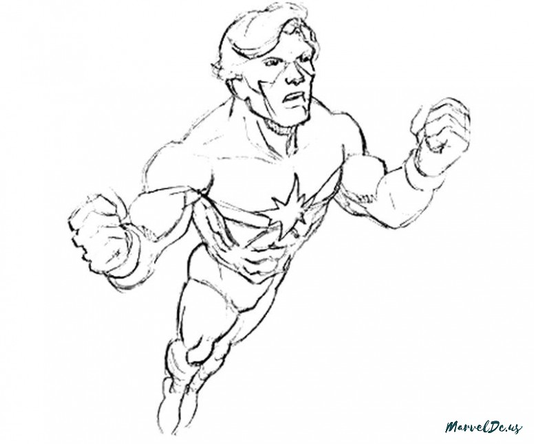 easy captain marvel coloring pages captain marvel lines by dstpierre on deviantart captain pages coloring marvel easy