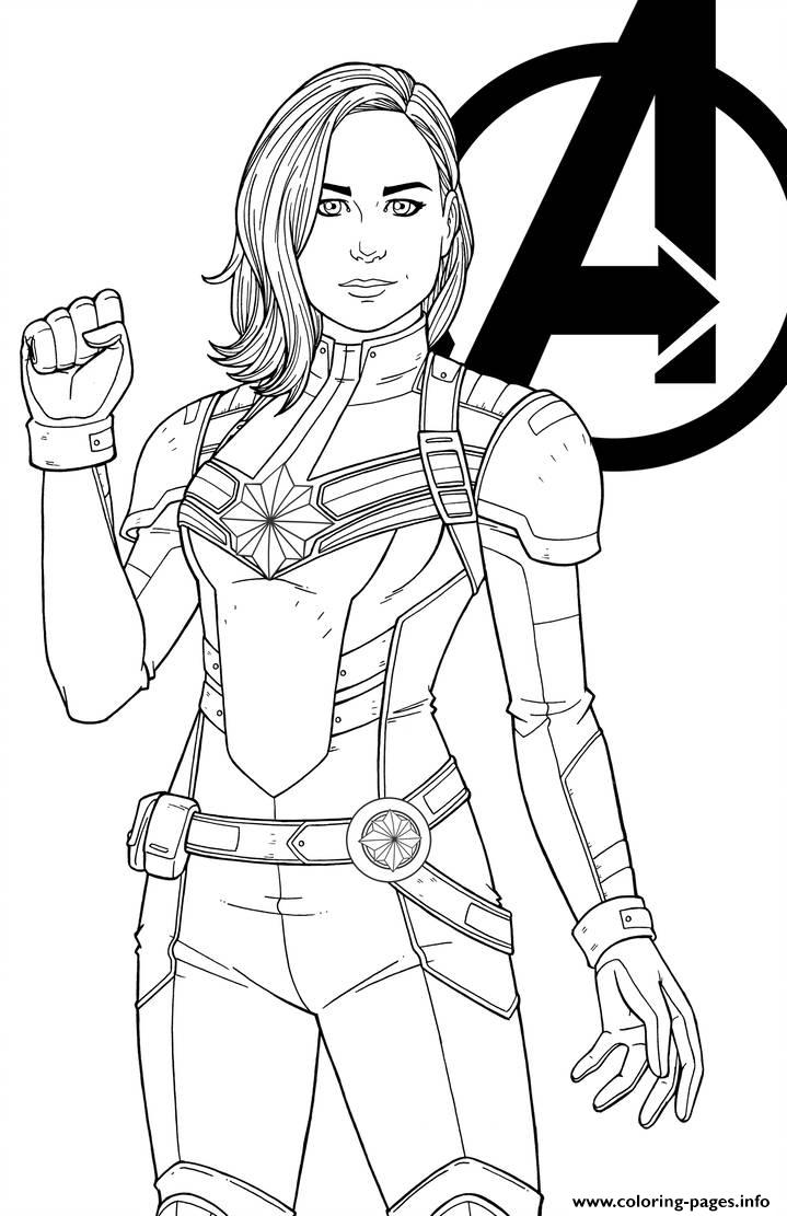 easy captain marvel coloring pages captain marvel printable coloring sheet etsy easy pages captain marvel coloring