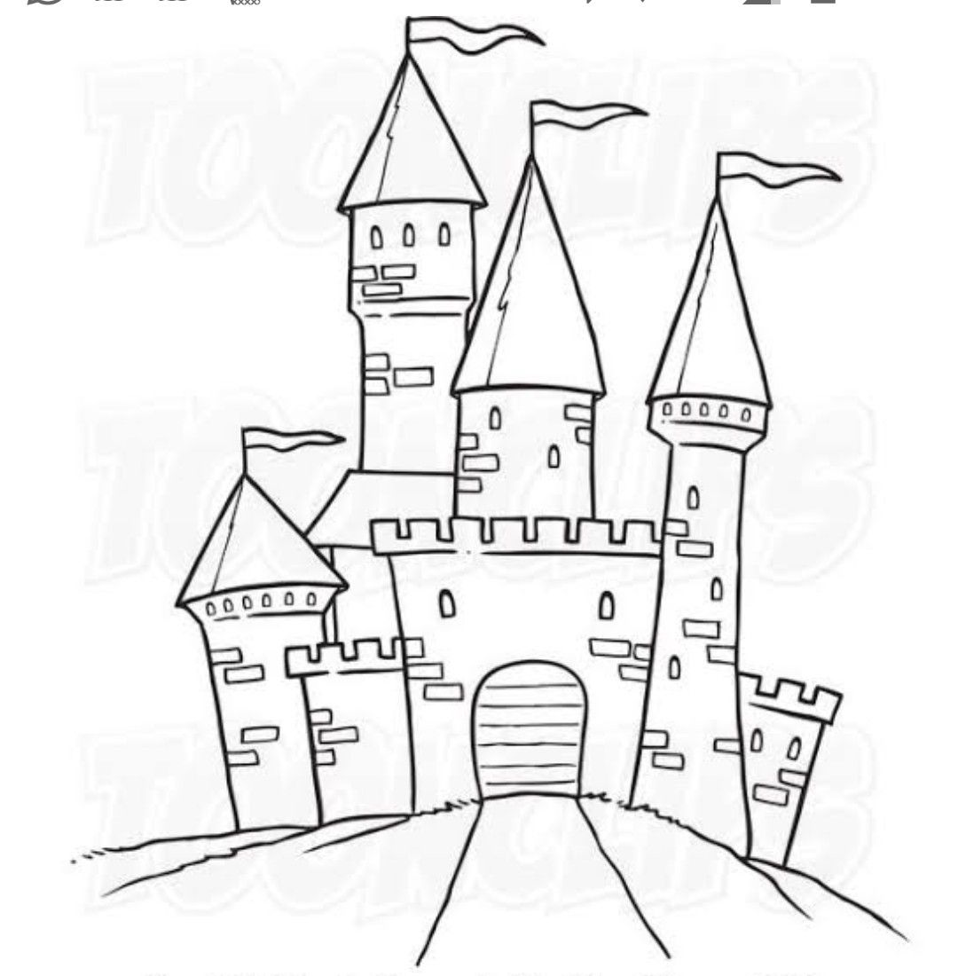 easy castle drawing medium size of how to draw an easy disney castle a black easy drawing castle