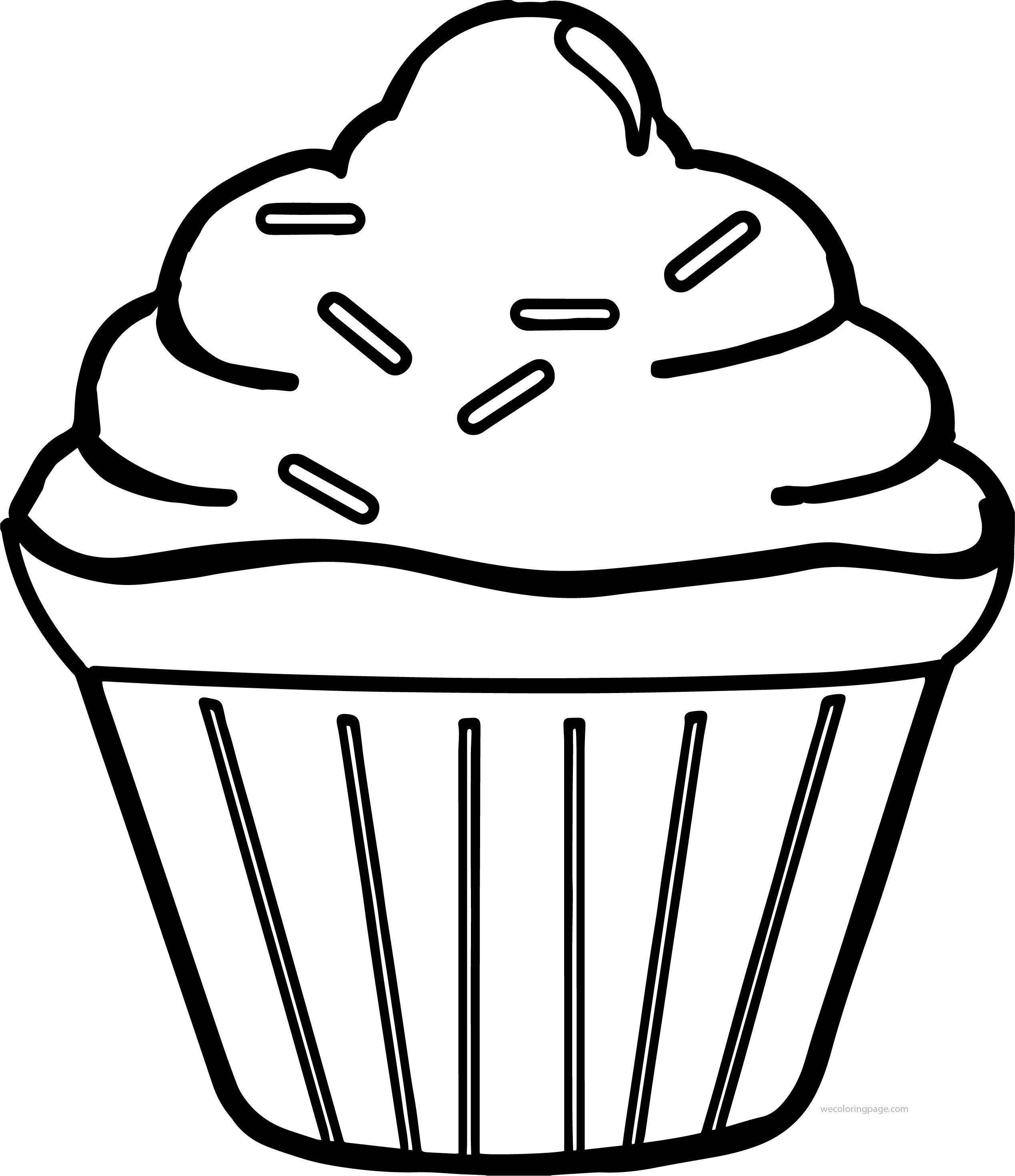 easy cupcake coloring pages coloring page cupcake cupcake coloring pages easy pages coloring easy cupcake