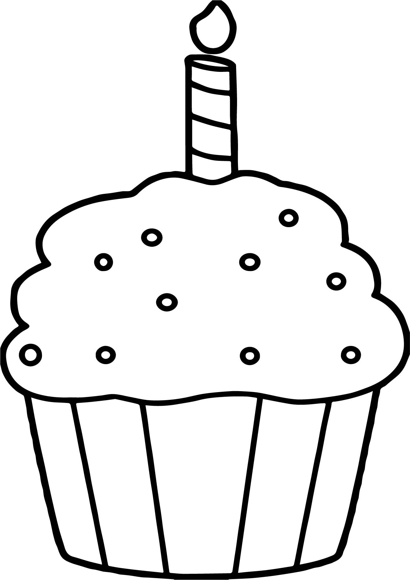 easy cupcake coloring pages free printable cupcake coloring pages for kids coloring pages cupcake easy