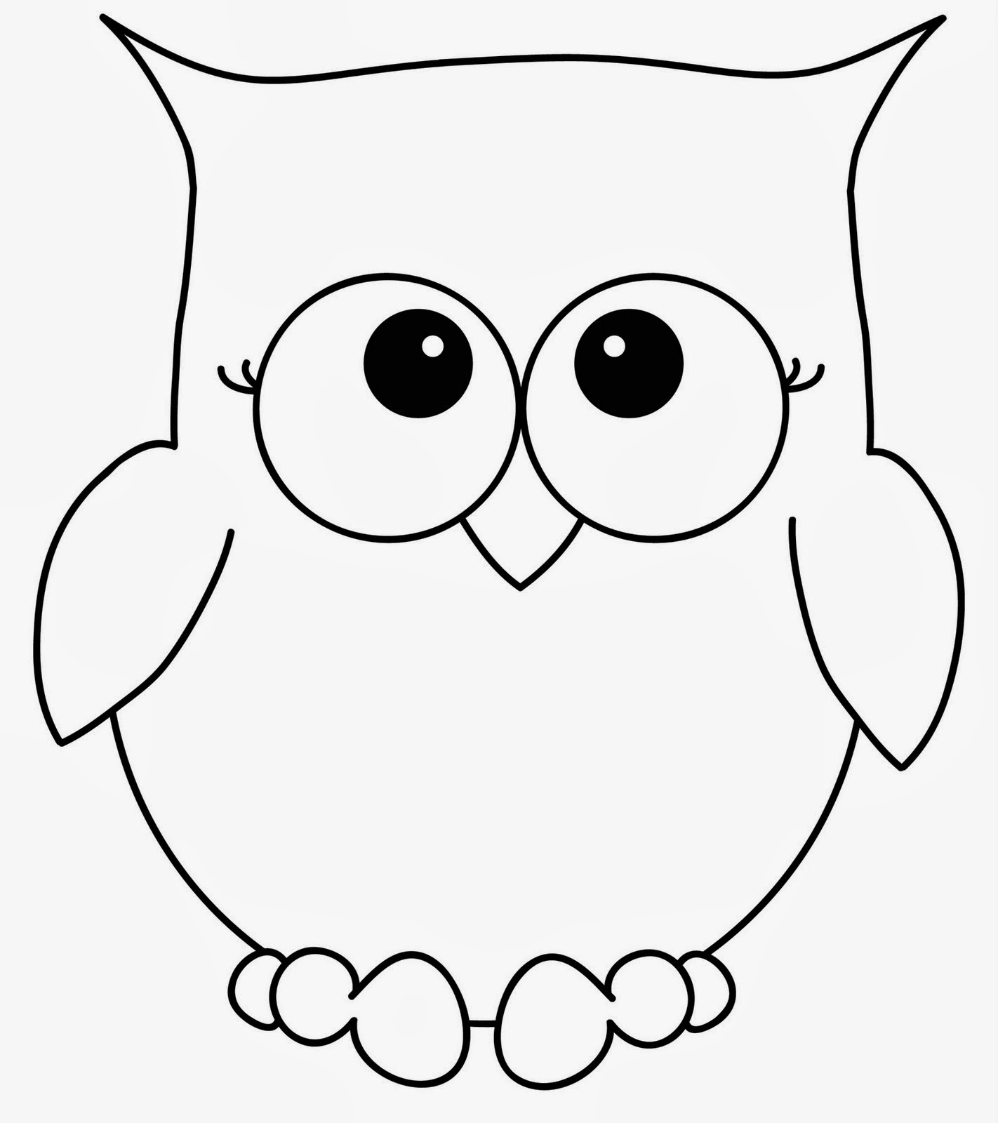 easy cute owl coloring pages crealo tu owls drawing cartoon owl drawing pages coloring cute easy owl
