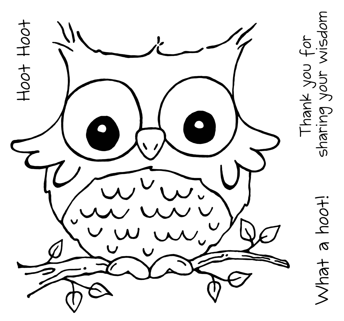 easy cute owl coloring pages cute owl coloring page free printable coloring pages pages cute easy coloring owl