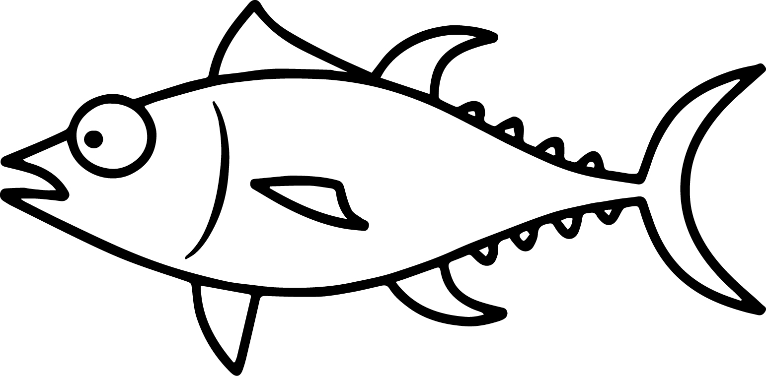 easy fish coloring pages library of free image free download of fish coloring pages pages fish easy coloring