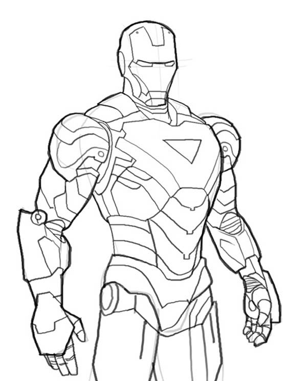 easy iron man coloring pages free easy to print iron man coloring pages tulamama iron easy man coloring pages