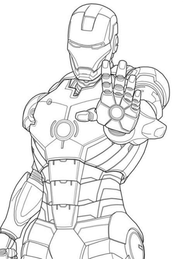 easy iron man coloring pages free easy to print iron man coloring pages tulamama iron man coloring pages easy