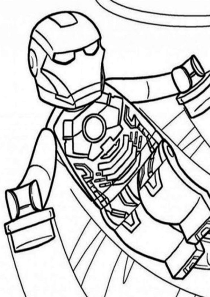 easy iron man coloring pages free printable iron man coloring pages for kids cool2bkids man coloring iron pages easy