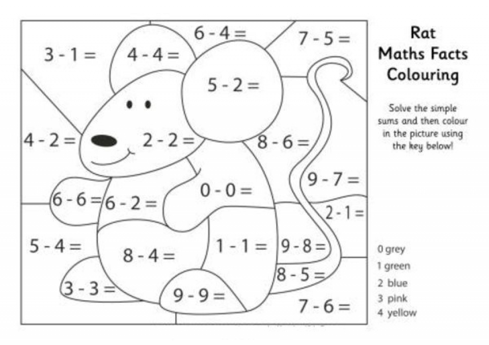 easy math coloring worksheets easy math worksheets coloring pages to download and print coloring worksheets math easy