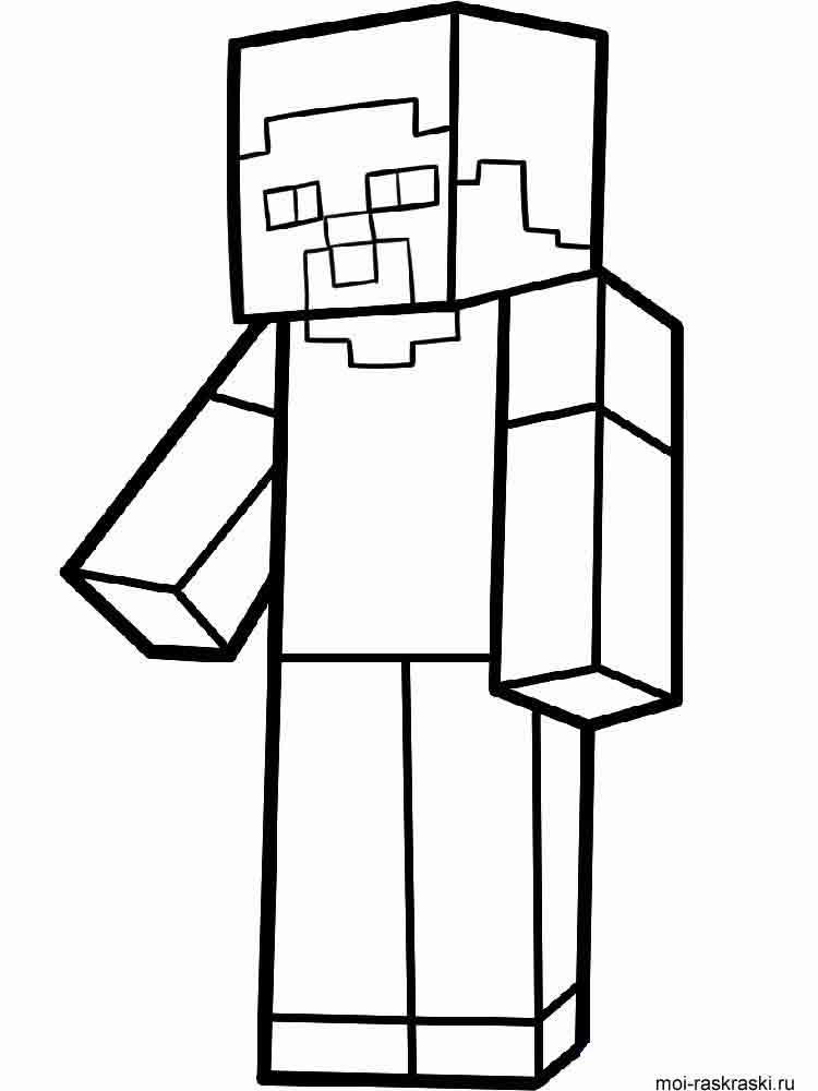 easy minecraft coloring pages easy minecraft coloring pages pages easy minecraft coloring