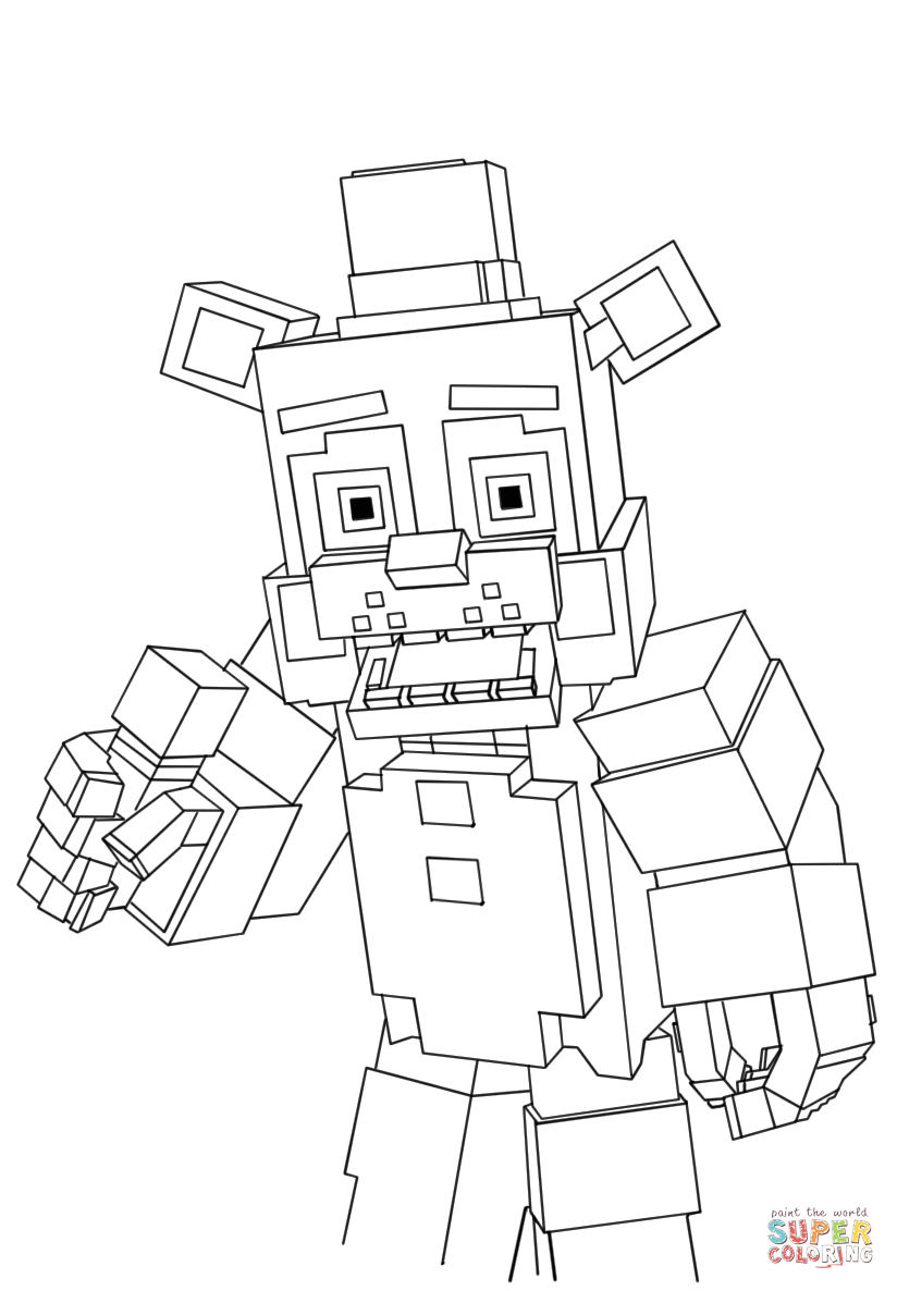 easy minecraft coloring pages free printable minecraft coloring pages easy coloring minecraft pages