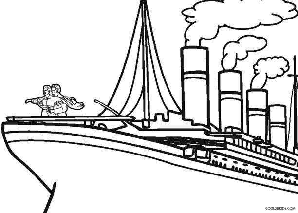 easy titanic coloring pages easy of the titanic coloring pages easy pages titanic coloring