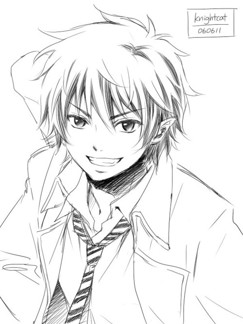 easy to draw anime boy easy anime boy drawing at getdrawings free download boy to anime draw easy