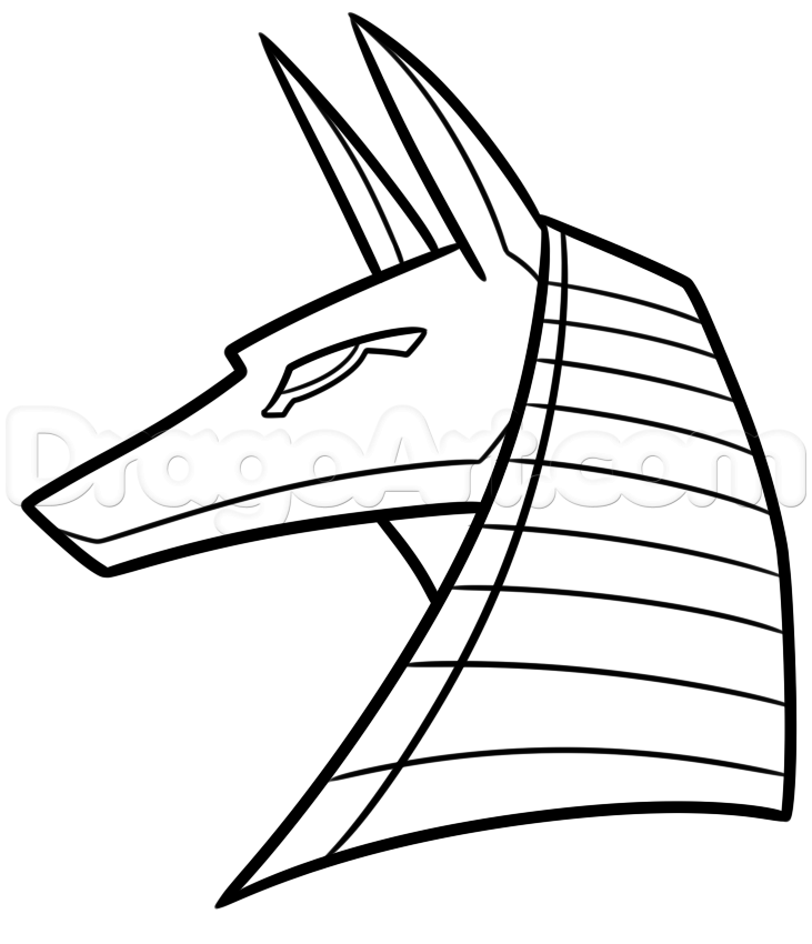 easy to draw god egyptian gods drawings at paintingvalleycom explore to easy draw god