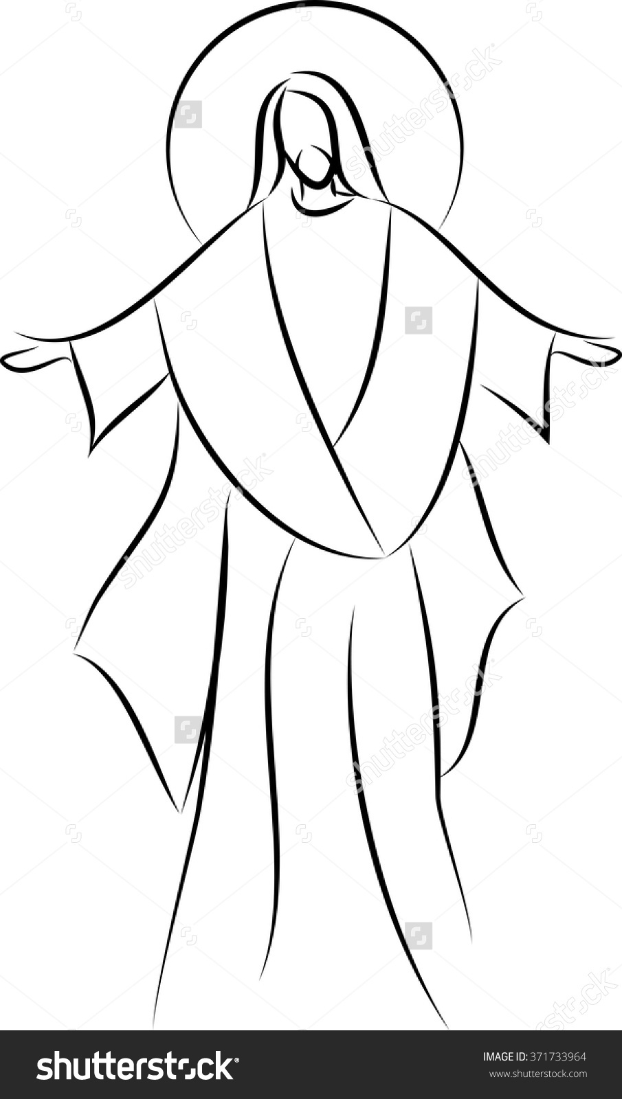 easy to draw god god drawing at getdrawings free download easy draw to god