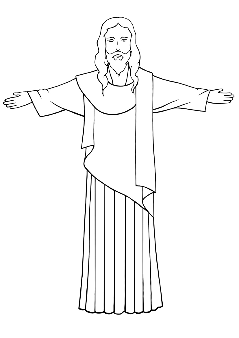 easy to draw god religious art drawings how to draw jesus 30 magnificent god easy to draw