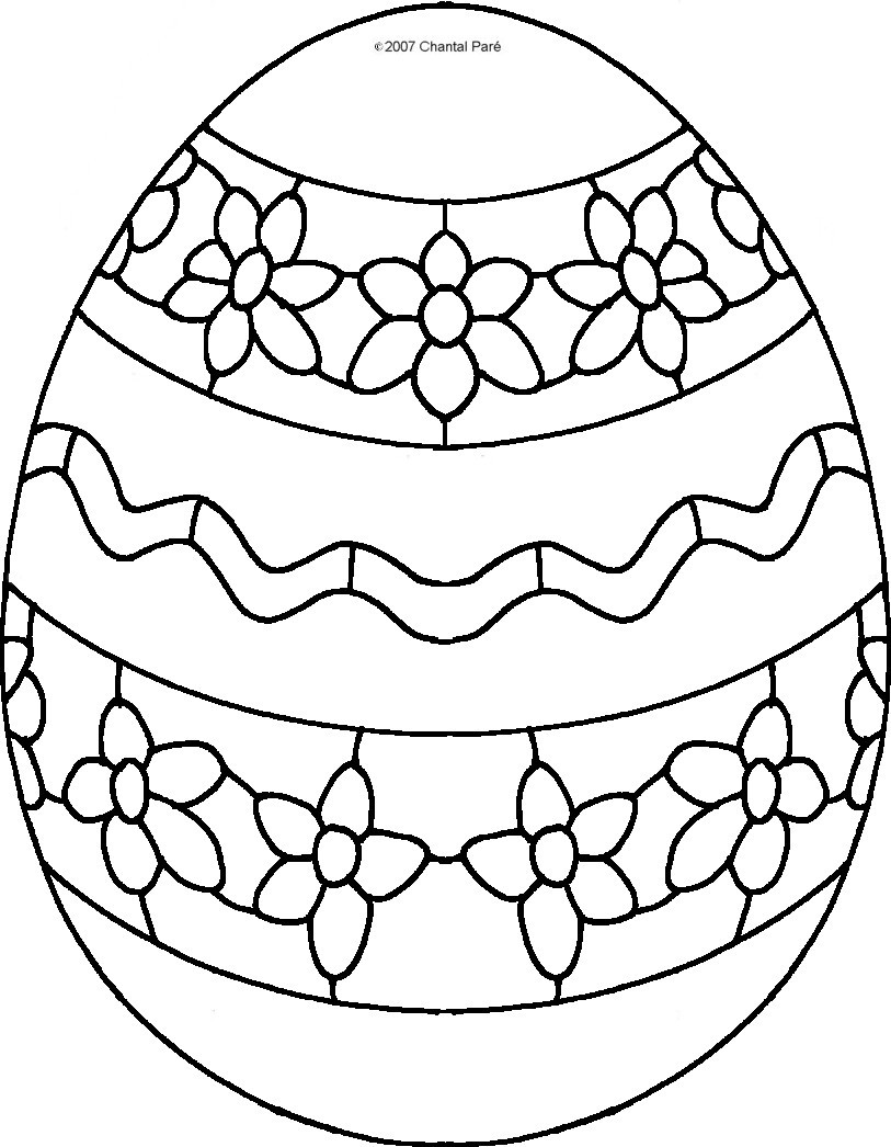 egg coloring page easter egg coloring page free printable for kids coloring page egg
