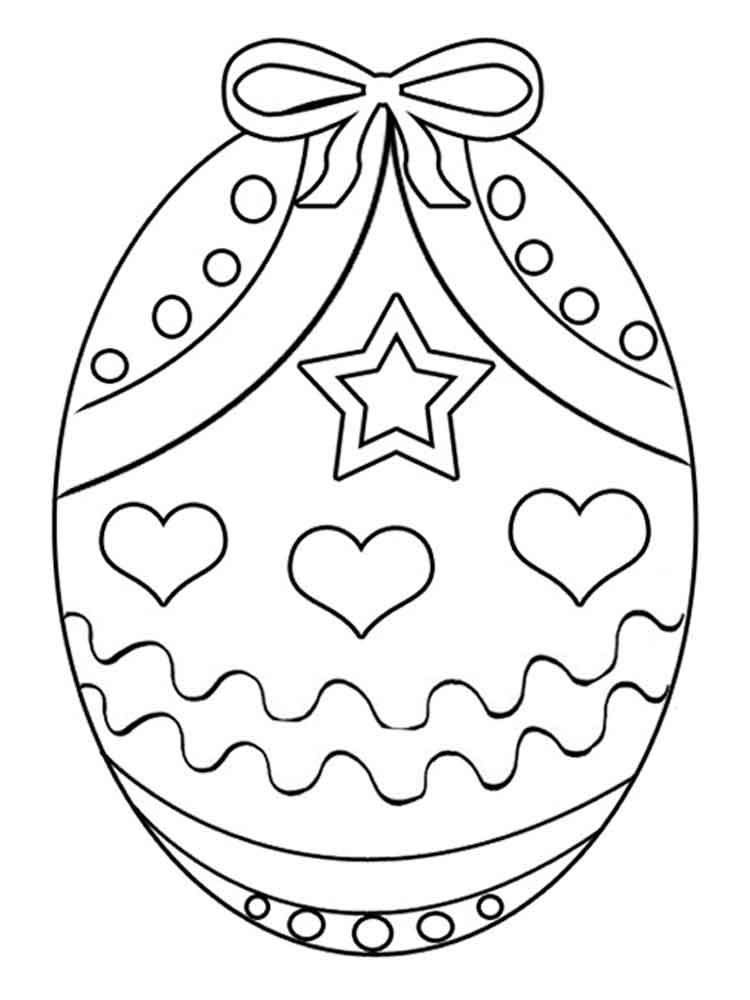 egg coloring page easter egg coloring pages free printable easter egg page coloring egg 1 1