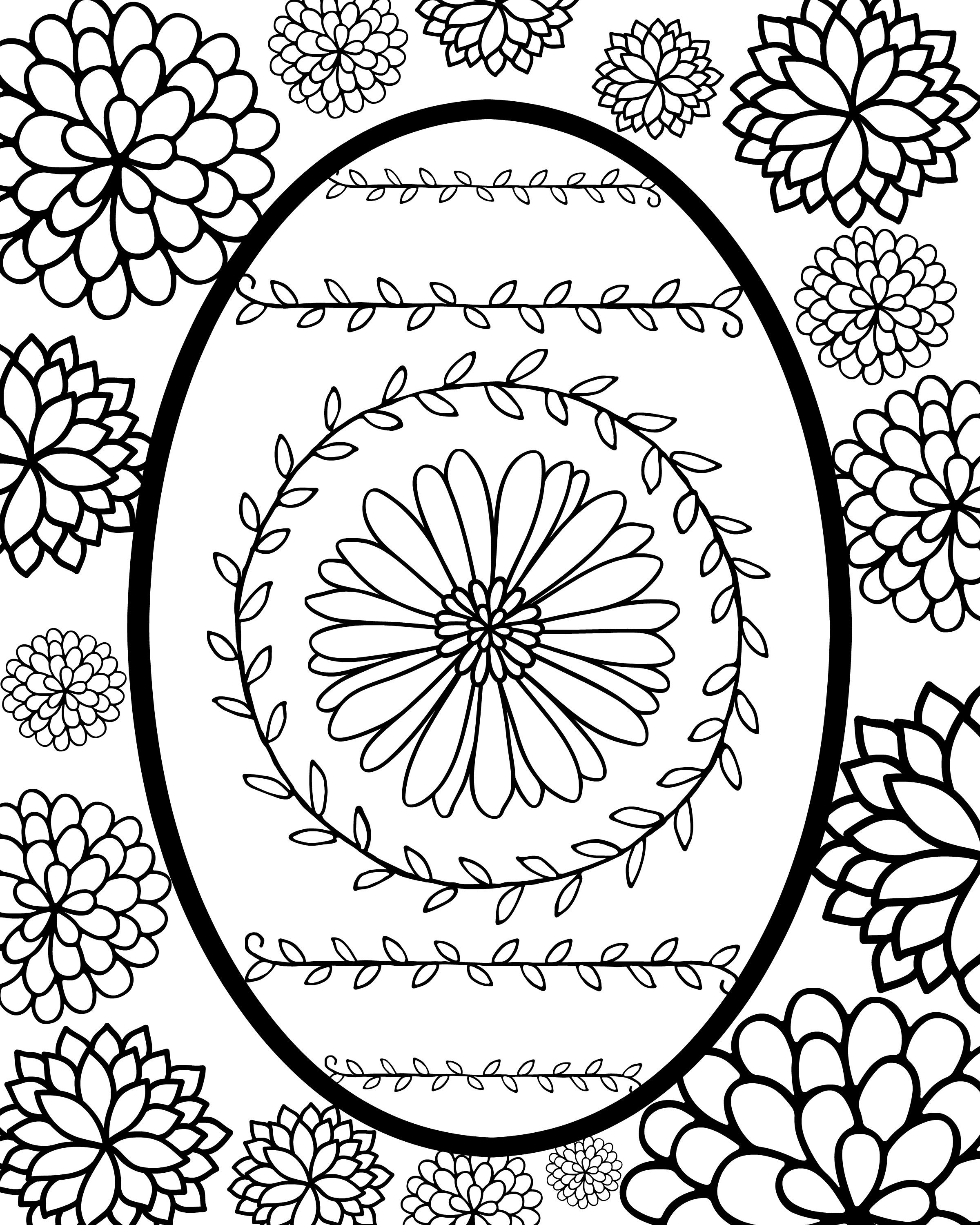 egg coloring page faberge egg style easter egg printable coloring page egg coloring page