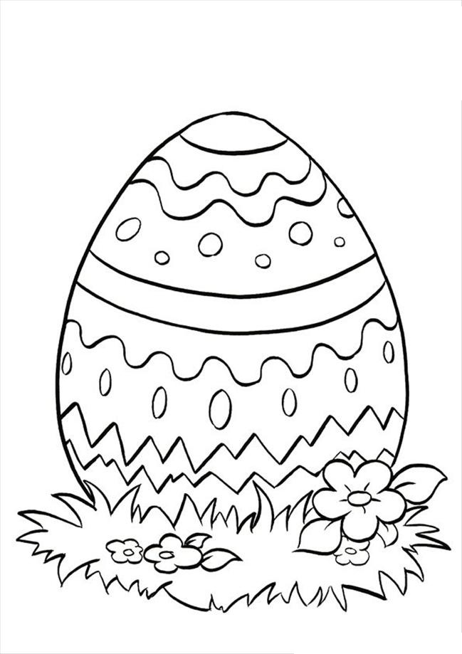 egg coloring page free printable easter egg coloring pages for kids coloring egg page
