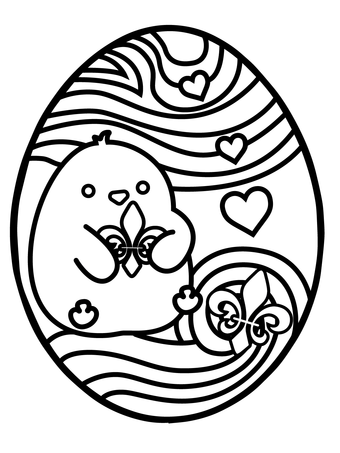 egg coloring page free printable easter egg coloring pages for kids page coloring egg