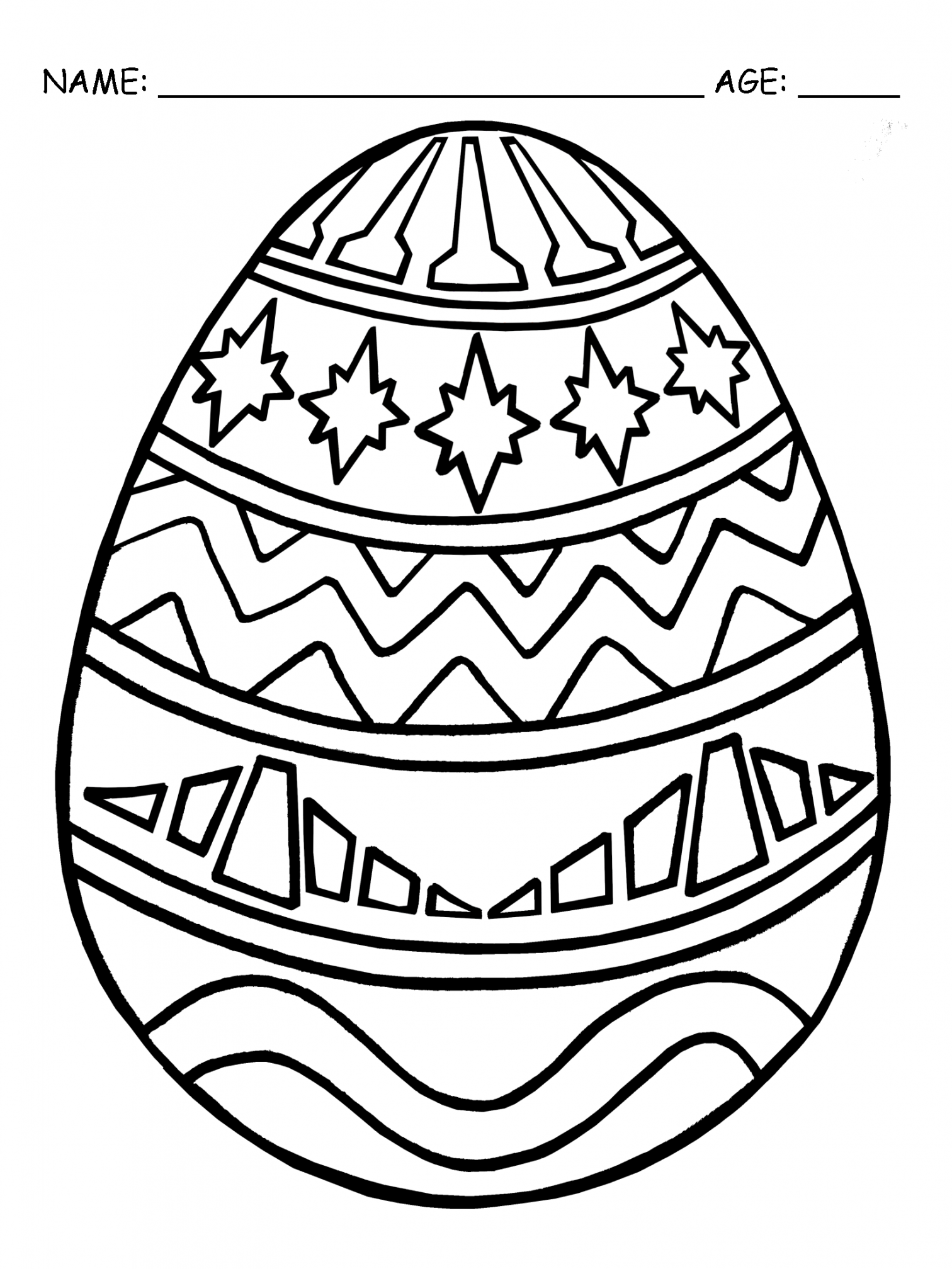 egg coloring page here39s how to join in the great wheeling easter egg hunt coloring egg page