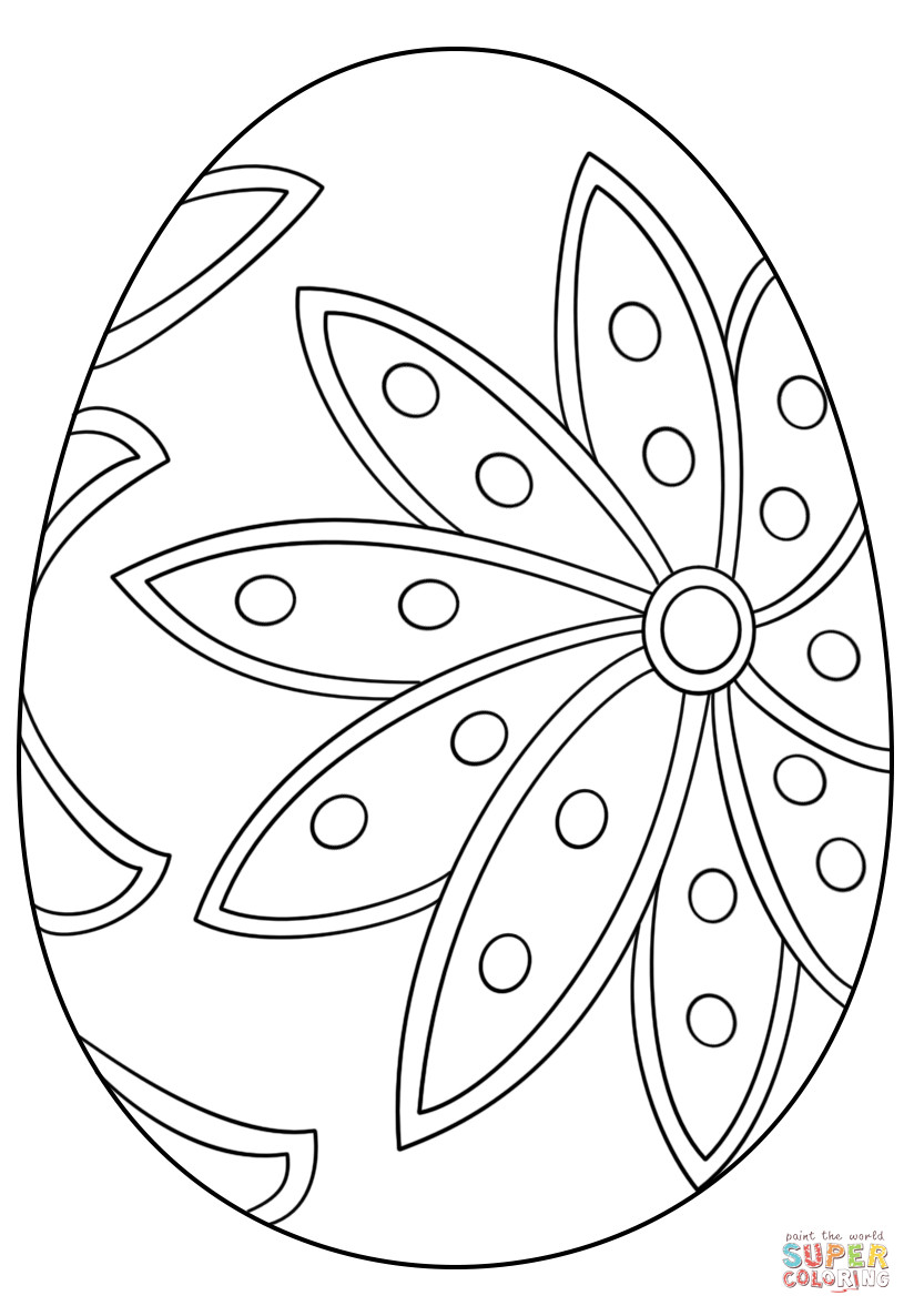 egg coloring page the best free printable easter egg coloring pages home page egg coloring