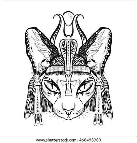 egyptian cat coloring page pin by mary hollis bacon on coloring cat egyptian cats cat coloring page egyptian