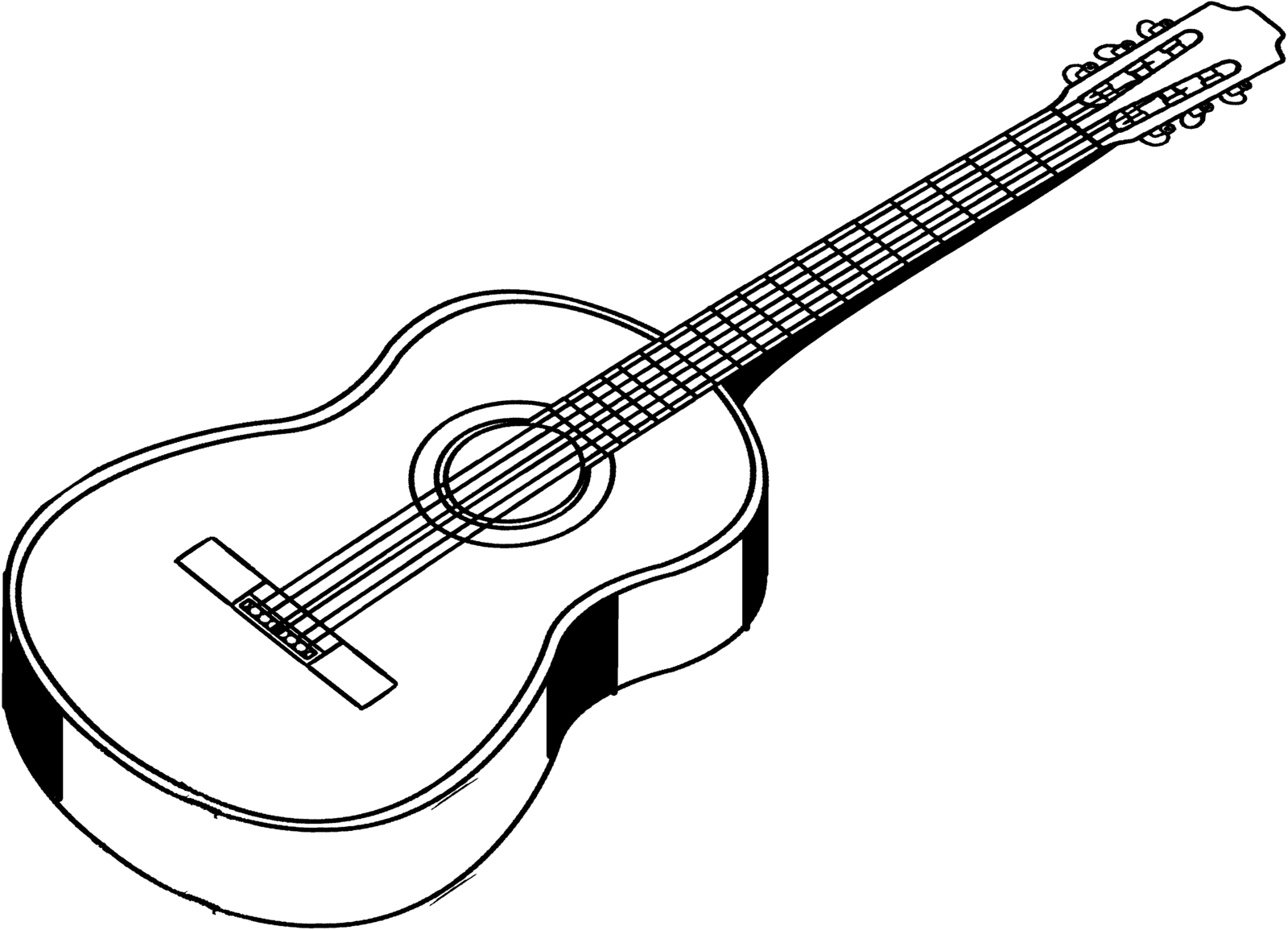 electric guitar drawing guitar drawing outline at paintingvalleycom explore electric drawing guitar