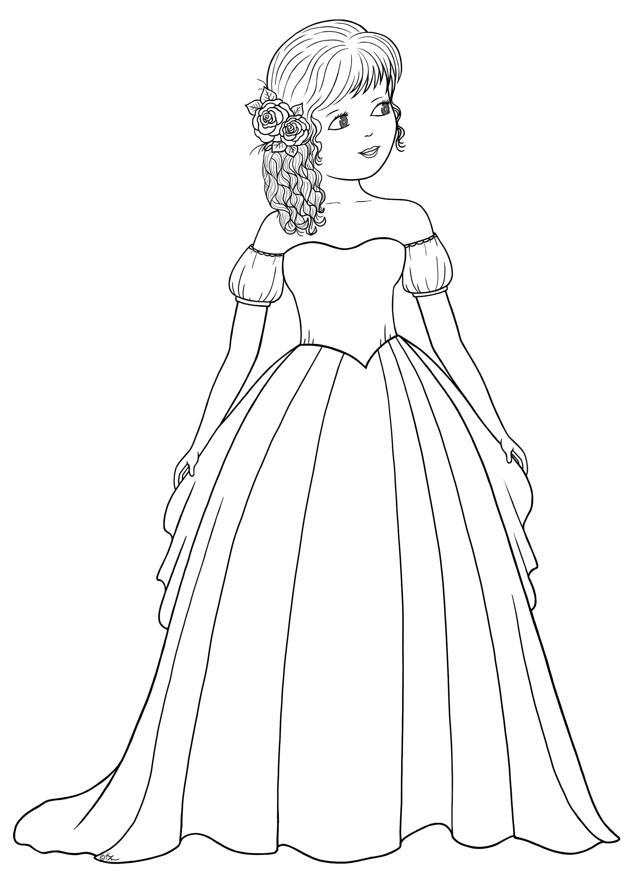 elegant coloring pages printable coloring pages for girls elegant printable coloring pages elegant