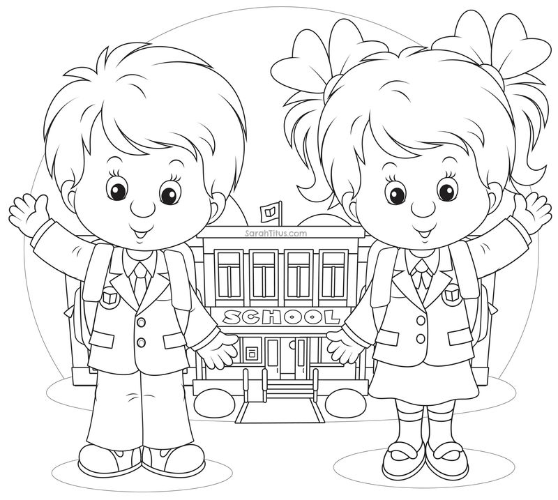 elementary school coloring pages coloring pages for elementary school students at elementary pages school coloring