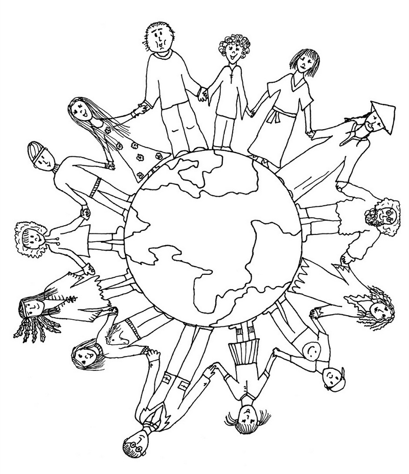 elementary school coloring pages unity in diversity in world coloring sheets for school school coloring elementary pages