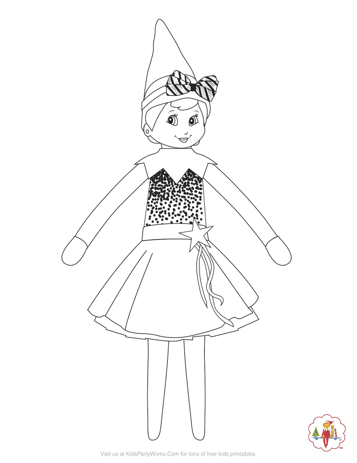 elf on the shelf coloring page 30 free printable elf on the shelf coloring pages on shelf the elf page coloring